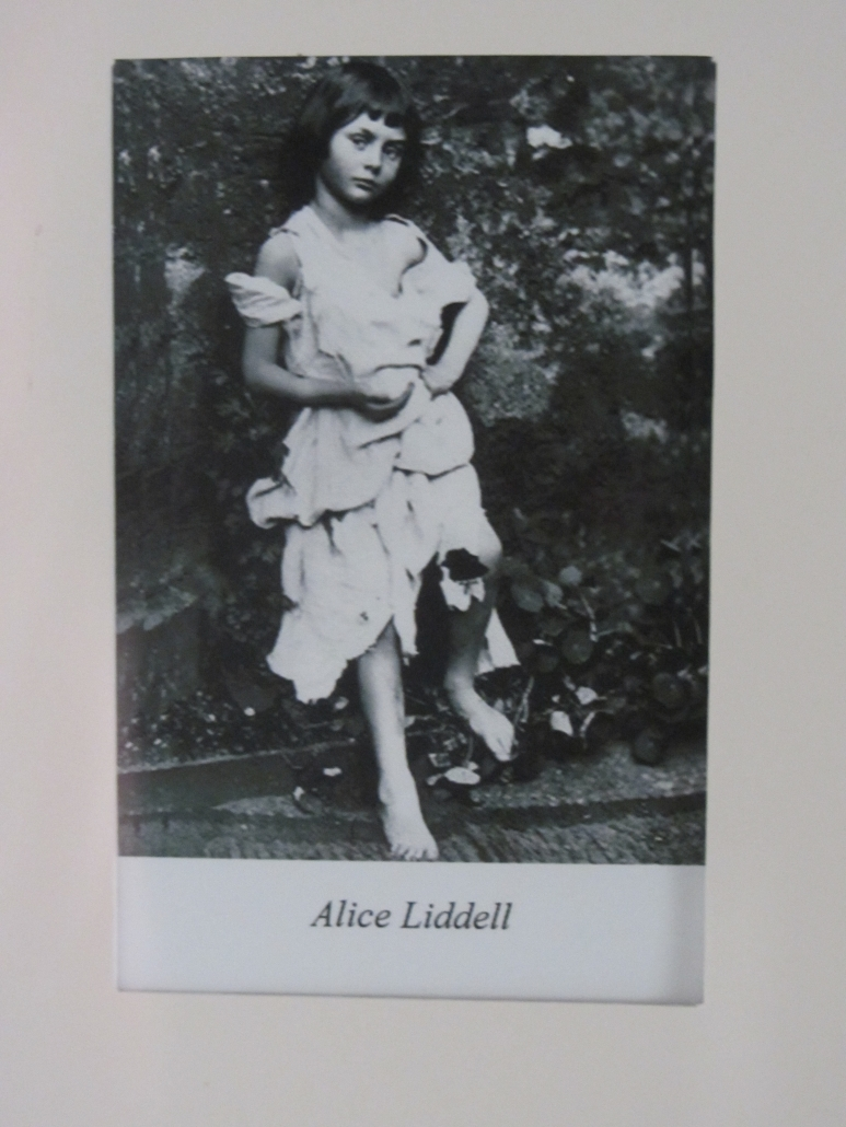 The girl who inspired Alice in Wonderland